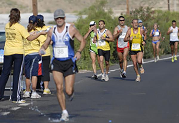 Se amplía el plazo de inscripción del Medio Maratón de Las Galletas