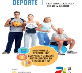 Feria del Deporte 2017, en Las Galletas