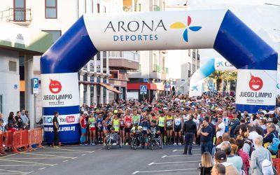 Fotos oficiales del XXIII Medio Maratón Las Galletas