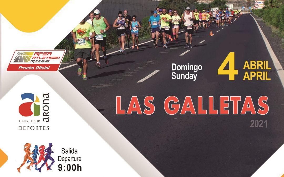 El XXIV Medio Maratón Las Galletas se aplaza a 2021