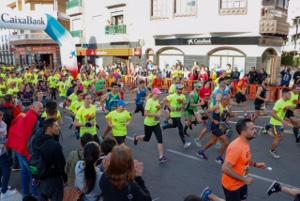 Medio Maratón Las Galletas (Campeones absolutos) 1